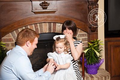Surprise Engagement Portrait 3