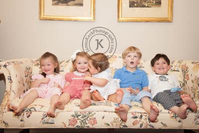 Family Portrait, Composite, Adobe Photoshop