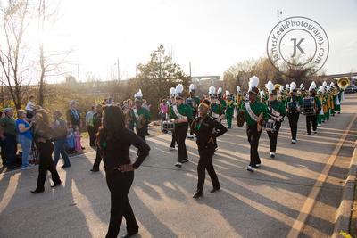 Captain Shreve Marching Band
