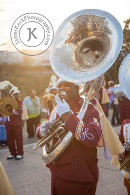 Booker T Marching Band Tuba