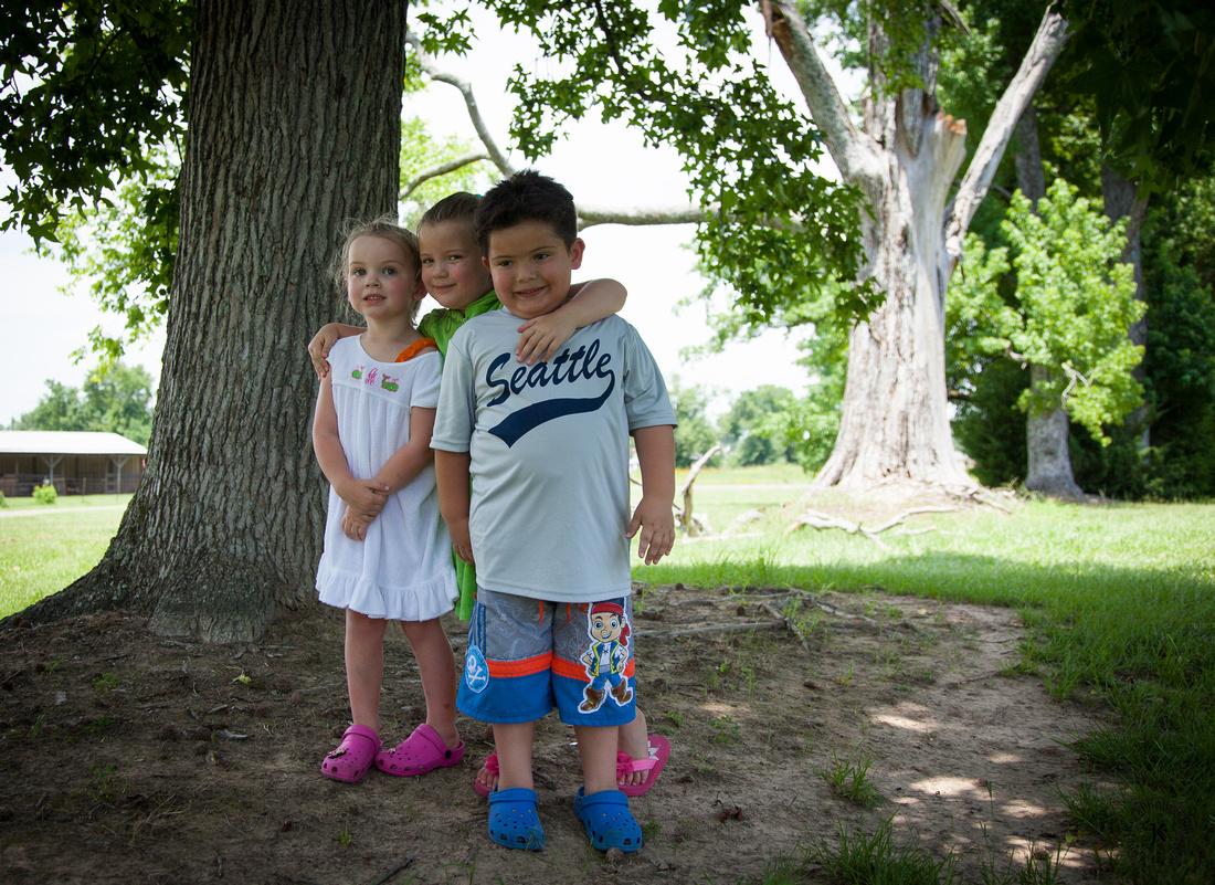 Cousins at Shuqualak Farms