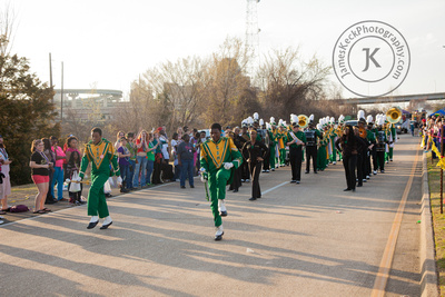 Captain Shreve Marching Band