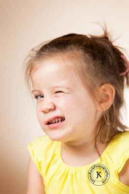 Child Portrait Houston Funny Faces