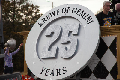 Krewe of Gemini 25th Anniversary